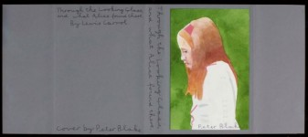 Peter Blake, Alice Through the Looking Glass by Lewis Carroll