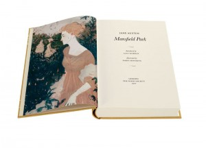 Mansfield Park published 1