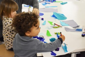 Making Icebergs 5, Creative Fun for 2-5s © Rachel Stoplar