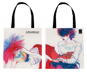 Jo Brocklehurst tote bag