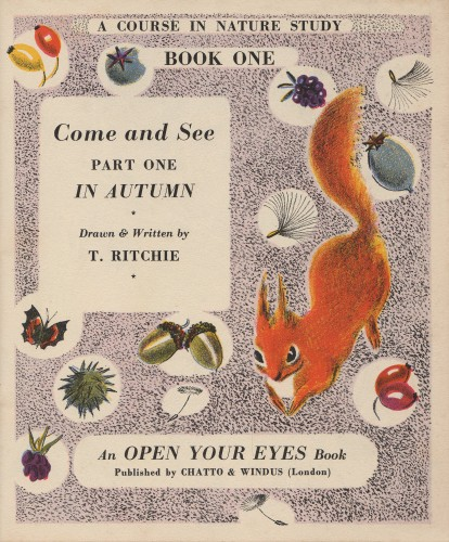 Come and See in Autumn by Trekkie Ritchie (1958), Chatto & Windus - courtesy of Joe Pearson