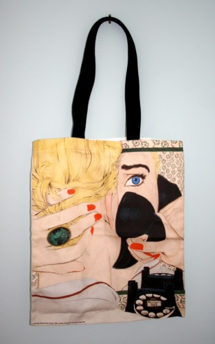 Mac Conner tote bag