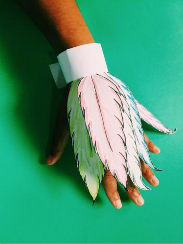 feathered hand low res