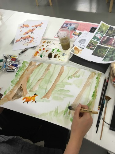Introduction to Creating Picture Books 1 © Claire Alexander