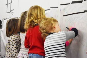In the Clore 1, Creative Fun for 2-5s © Rachel Stoplar